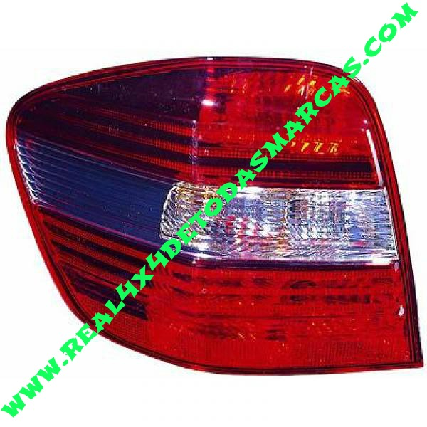 MERCEDES ML 2005-2008 PILOTOS TRASEROS