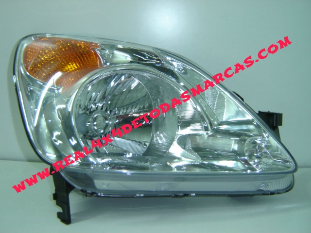 HONDA CRV 2000- FAROS CON INTERMITENTE COLOR AMBAR