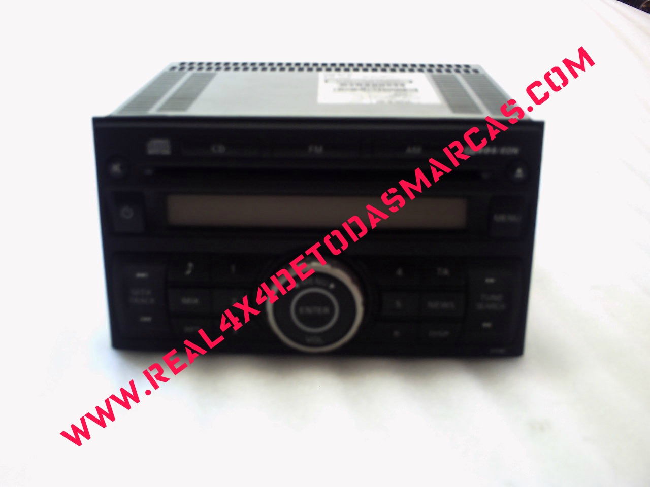 RADIO CD ORIGINAL DE NISSAN NAVARA D40